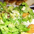 Fresh Made Ceasar Salad
