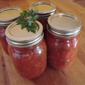 Fresh Zesty Salsa