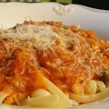 Fresh Tomato Sauce with Cheese