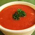 Fresh Tomato Soup Ala Terri