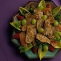 Fruited Pork Tenderloin Salad