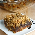 Fudge Date Bars