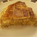Apple Galette des rois