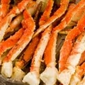 Garlic Butter Baked Crab Legs