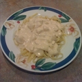Garlic Chicken Alfredo