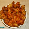 Garlic Hot Wings