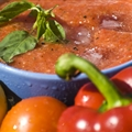 Gazpacho (cold Vegetable Soup)