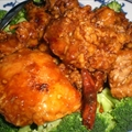 General Tsos Spicy Hot Chicken