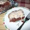 German Chocolate Upside Down Cake