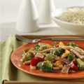 Ginger-Sesame Stir-Fry with Vegetables