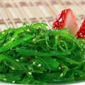 Goma Wakame (Seaweed Salad)