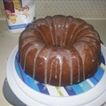 Grandma Paul's Sour Cream Pound Cake