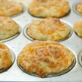Grandma's famous cheese muffins