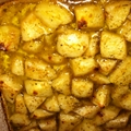 Greek Potatoes (oven-roasted and Delicious!)