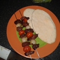 Grilled Beef Kababs
