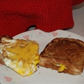 Grilled Egg & Cheese Sandwich