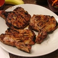 Grilled Lemongrass-Five Spice Pork Chops (Thit Heo Nuong Vi)