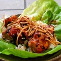 Grilled Lettuce Wraps
