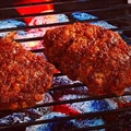 Grilled Meat Patties