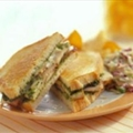 Grilled Pork Panini