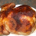 Grilled Roast Chicken