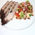 Grilled Tuna with Black-Eyed Pea Salad