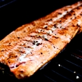 Grilled Wild Sockeye Salmon