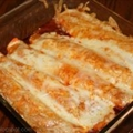 hamburger enchiladas