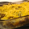 Hamburger Potato Casserole