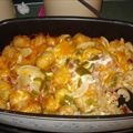 Ham'n Taters Breakfast Casserole