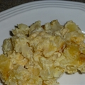 Hash Brown Scalloped Potato Casserole 