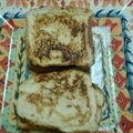 Hazelnut French Toast