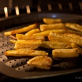 Healthy Baked French Fries