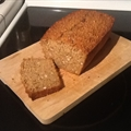 Healthy Oat Quick Bread