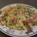 Healthy Scallops Penne Rigate