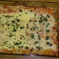 Healthy Whole Wheat Matzoh Lasagna