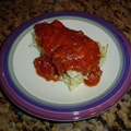 Heidi's Baked Spaghetti