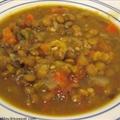 Helens Lentil Soup