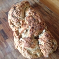 Herb and Onion bread