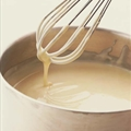 Herb Bechamel Sauce