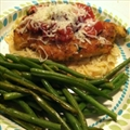 Herbed Chicken Parmesan
