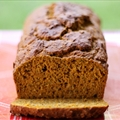High Protein Pumpkin Bread