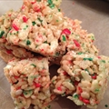 Holiday Rice Krispy Treats