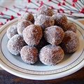 Holiday Rum Balls #1