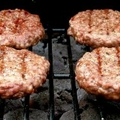 Home Made Burgers with Freshly Baked Baps