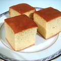 Homemade Sponge Cake