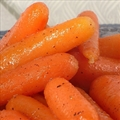 Honey-Glazed Baby Carrots