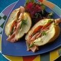 Hot Grinder Sandwich