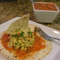 Huevos Rancheros-lightened