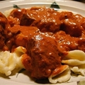 Hungarian Goulash 2